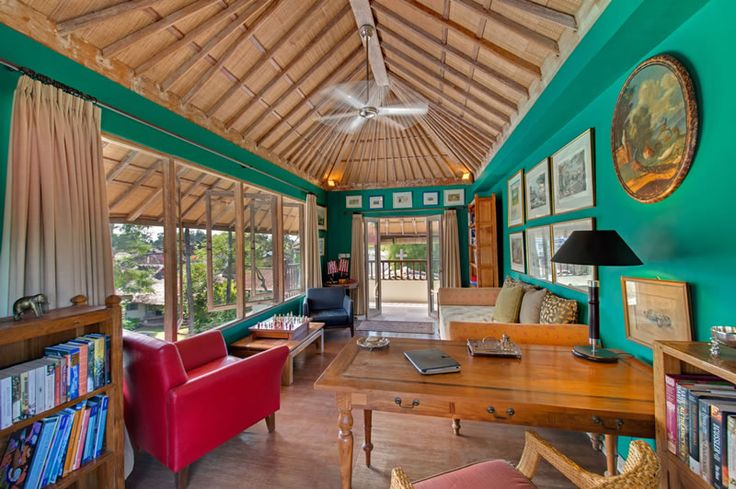 Page 3 « Photo gallery | The Orchard House – Seminyak 4 bedroom luxury villa, Bali - Orchard House - rooftop library