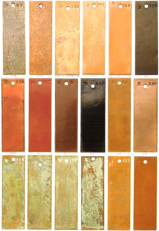 Gilded metal 1 - Custom Metal Finishes and Patinas