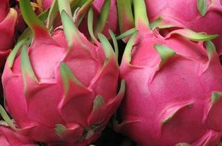 Foods We Love: Dragon Fruit: Dragon Fruit, Leaves Fresh, Blood Sugar, Fruit Baskets, Fruit Shakes, Cups Crushes, Pears Cactus, Cups Sparkle, Healthy Food