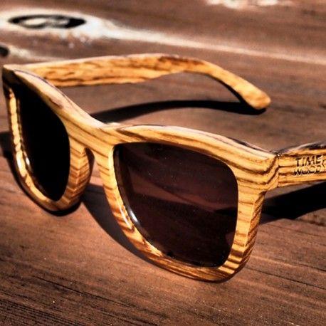 dřevěné sluneční brýle Okul od TimeWood