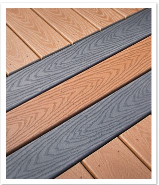 Trex decking ideas google search decks pinterest for Composite decking brands