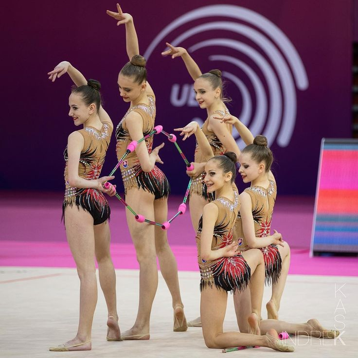 Group Slovakia, junior, European Championships 2017