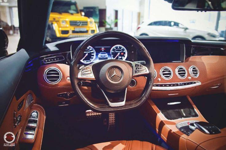 Mercedes - Benz S cabrio AMG