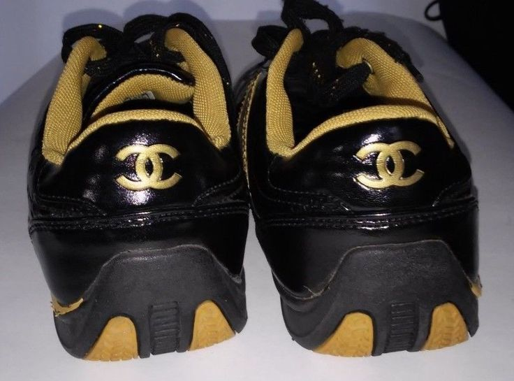 CHANEL sport's shoes size FR 41 #CHANEL #RunningCrossTraining