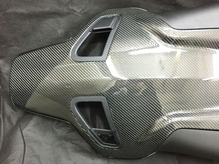 Recaro carbon fiber by GP composites
