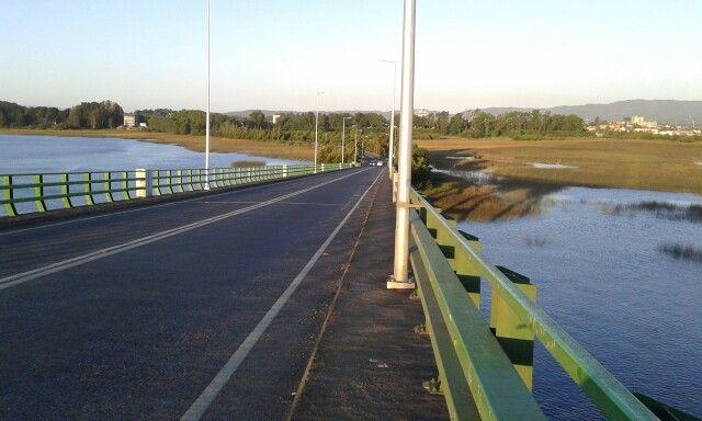 Puente rio cruces!!