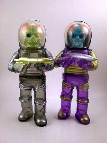 Toygraph x Astro Zombies Space Troopers VX