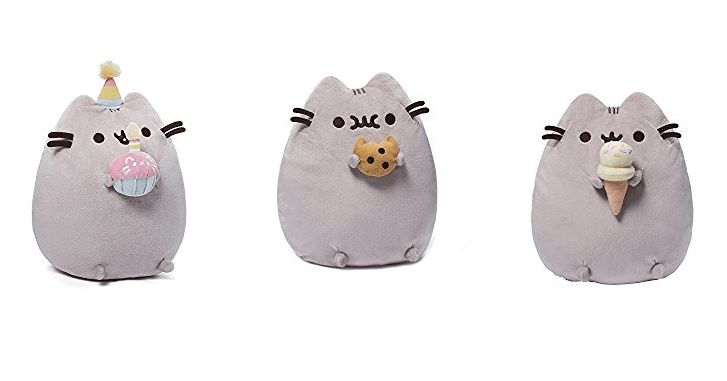 The Cutest Internet Cat Pusheen is Now Plush!    Pusheen is an adorable animated cat of epic internet proportions.  This comic kitty has now been memorialized into plush toy form, and the cuteness is nearly overwhelming!  Learn all about this sweet little kawaii cat and where you can find the most adorable merch that supports the illustrator, Claire Belton.  The Cutest Cat on the Internet Is Now Plush: Pusheen Gifts For Internet Meme & Kawaii Lovers