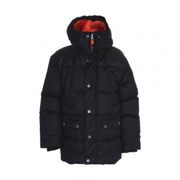 Molo Kids Harlen Black Coat