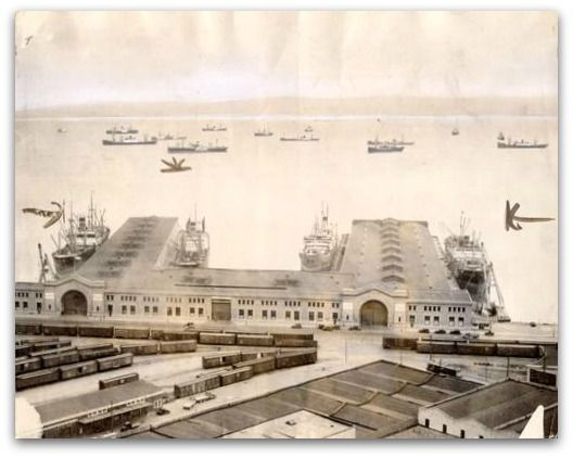 A list of the San Francisco Piers by number and what you'll find there: Alcatraz ferry, Bay cruises, parking lots, etc.