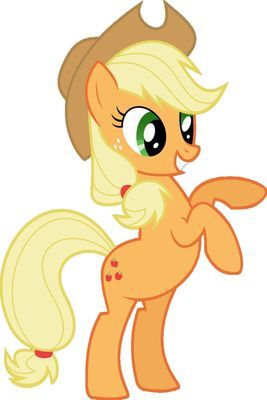 Applejack | Which My Little Pony: Friendship is Magic Character are you? - Quiz | Quotev