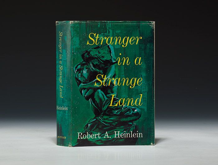Robert Heinlein - Stranger in a Strange Land - First Edition - Signed | Bauman Rare Books
