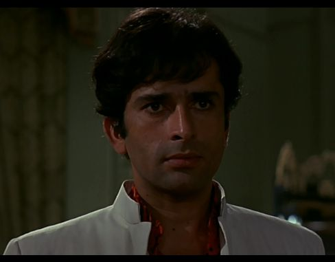I could stare at this man all day long #ShashiKapoor