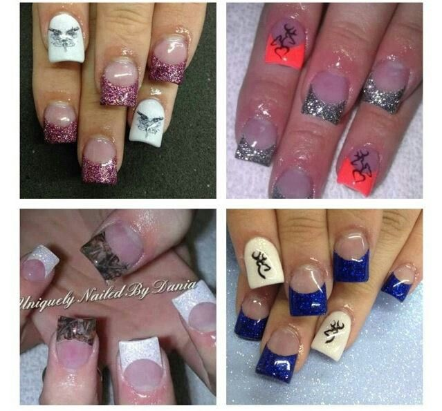 Country Nails: 17 Best Images About Southern Nails On Pinterest
