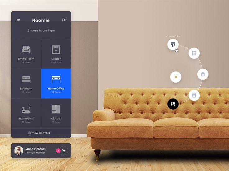 Roomie Updates by Ionut Zamfir