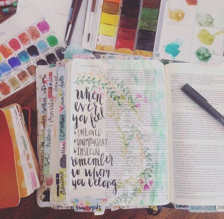 Ahhh ️ Illustrated faith, Faith, Encouragement