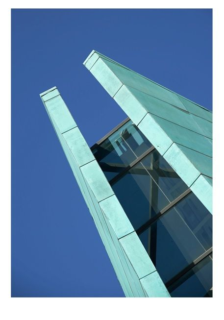 El Corte Inglés. Elche. Serie Arquitectura