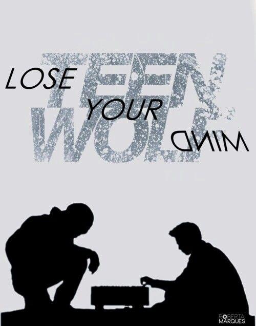 Teen wolf _ void stiles