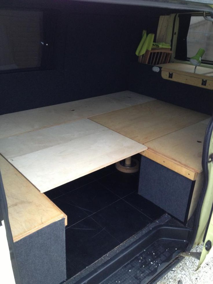 17 best images about vw on pinterest buses bed cushions for Self made headboards