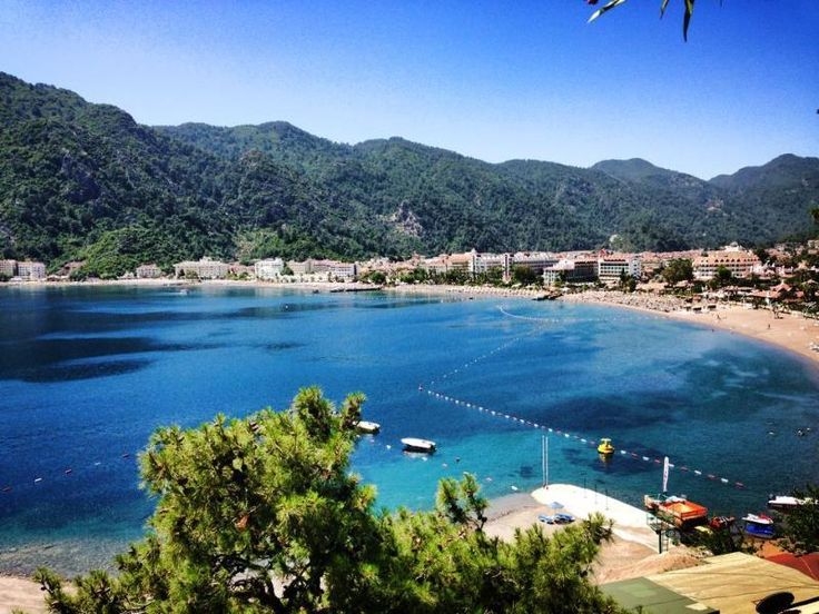 Marmaris Holiday Villa Rental, Icmeler with beach/lake nearby and internet access £1100