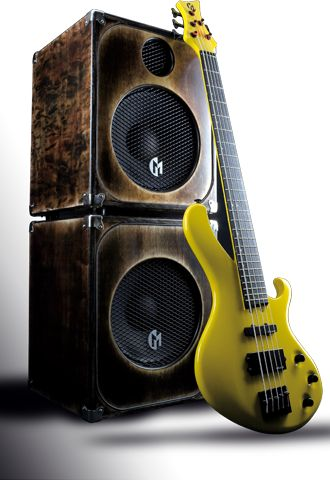 Barabass with Frog ALPHA 5 *Yellow* - The perfect Amp