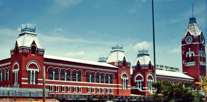 Chennai central - India