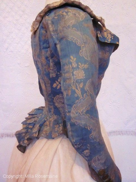 Villa Rosemaine   textiles et costumes anciens