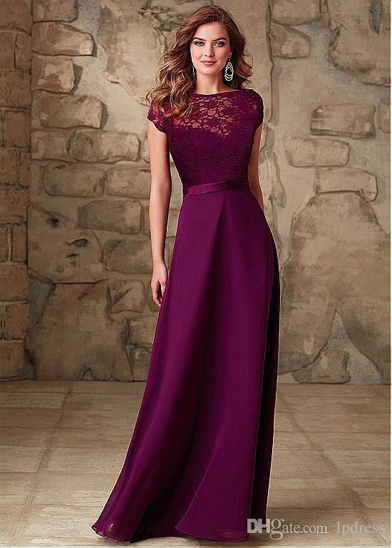 Buy wholesale bridesmaid dresses chiffon,bridesmaid dresses colors along with bridesmaid dresses designs on DHgate.com and the particular good one-grape bridesmaid dresses long chiffon with lace top high quality fancy long bridesmaid dresses royal blue,red,lavender is recommended by lpdress at a discount.