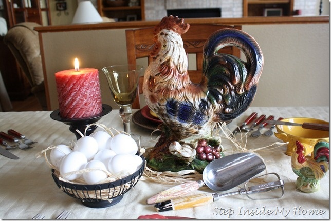 17 best images about home decor roosters on pinterest for Rooster home decor