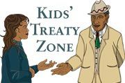 Treaty Zone - a place for kids to find out about the Treaty of Waitangi . CLICK on link to take you to the resource. http://christchurchcitylibraries.com/Kids/Treaty-Zone/