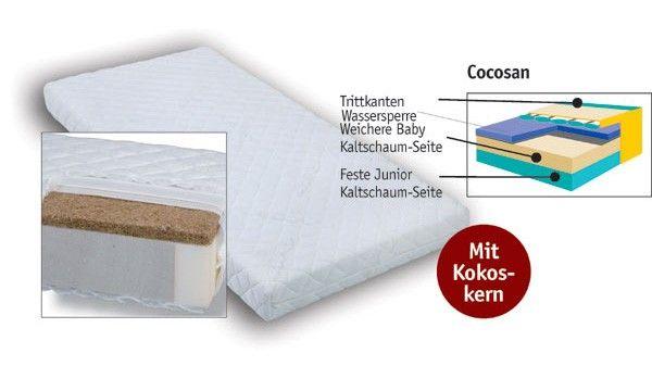 #sale #kinder #baby #matratze  Aro Artländer Cocosan Kinder-Matratze 70x140 cm Jetzt für 75,90   #angebot #schnäppchen
