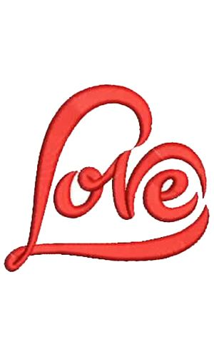 Valentine S Day Love Heart Embroidery Design 2016 Valentine S Love