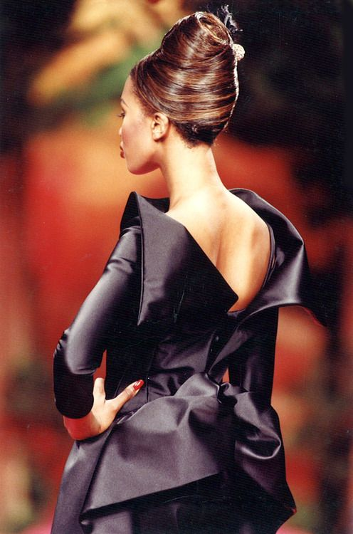"stopdropandvogue: ""Christian Lacroix haute couture Fall/Winter 1991 """