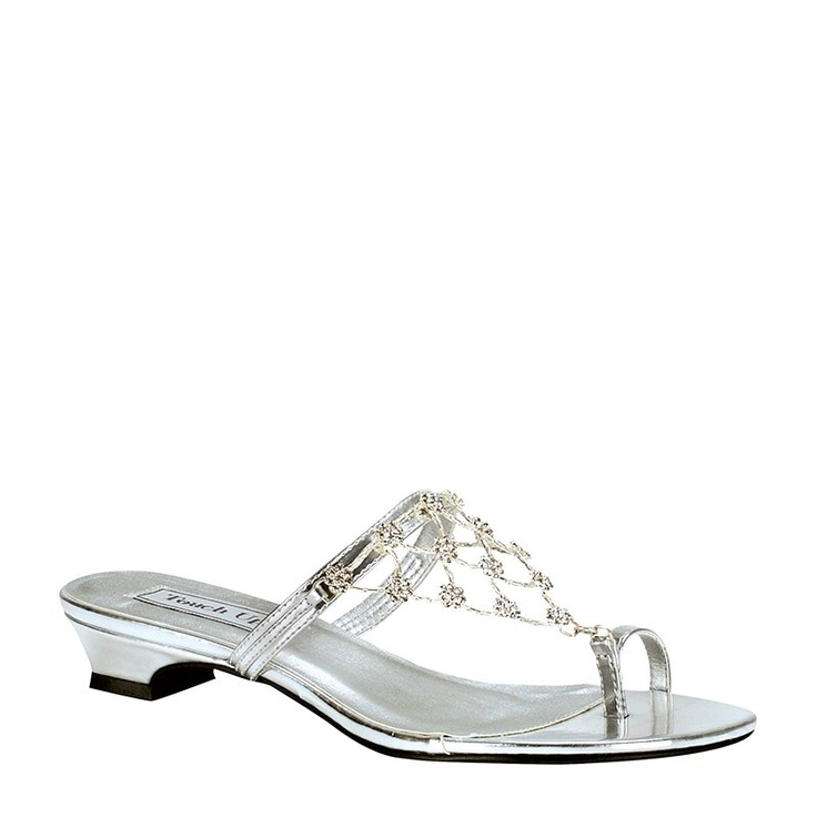 Marcella by Touch Ups in Bridal Shoes - Sandals & Open Toe Bridal Shoes -  Low