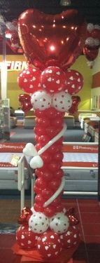 Column Balloon Decor ~ Tulsa, OK