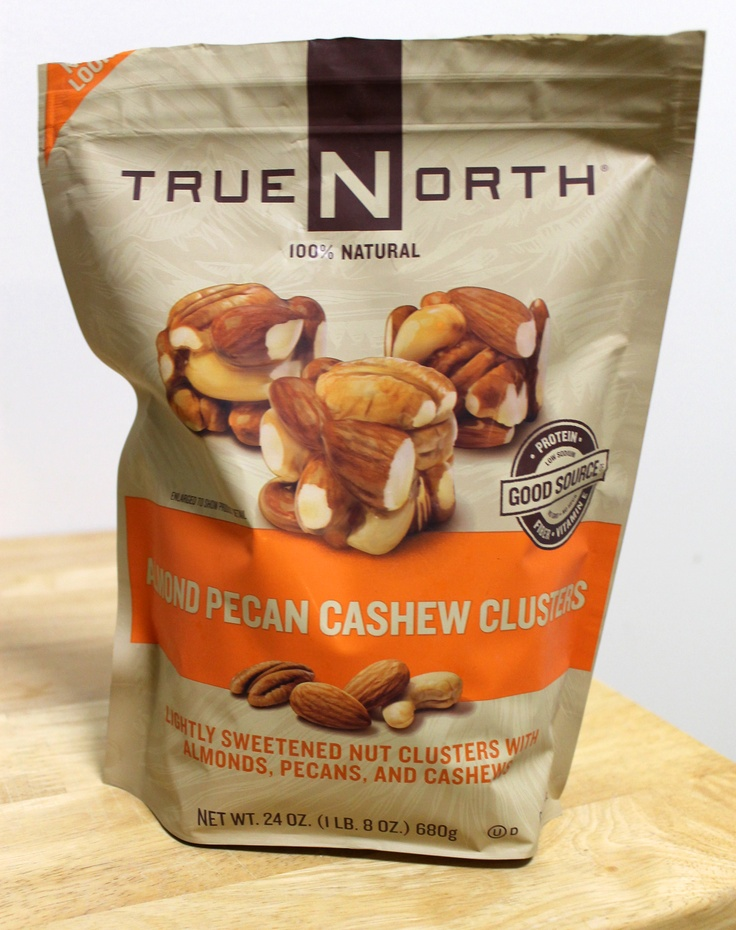 True North Almond Pecan Cashew Clusters...wicked good ...