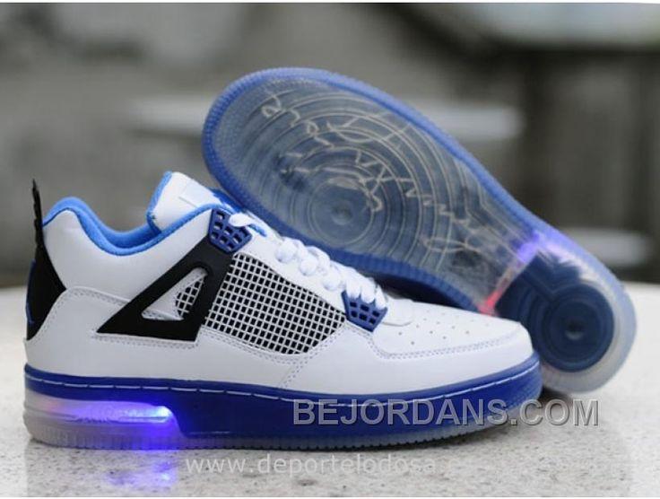 purchase cheap 9f2d5 73e92 Mujeres Air Jordan 4 Blanco Gris Negro 2019 outlet a9c57 2b2f6 ..  httpwww.bejordans.combig-discount-air-  zapatillas ...