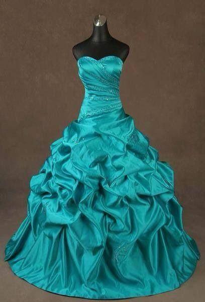 A colorful wedding dress-Abito da sposa colorato