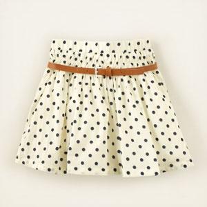 belted dot print skirt(back to school-daughter)Girls, Kids Style, Kids Fashion, Kenas Style, Belts Dots, Dots Prints, Skirts Childrensplace, Products, Prints Skirts Back