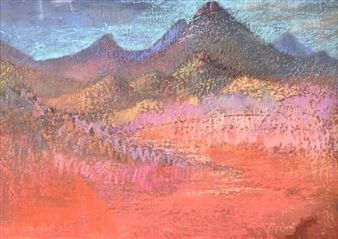 Artworks of Jacqueline Hick (Australian, 1919 - 2004)