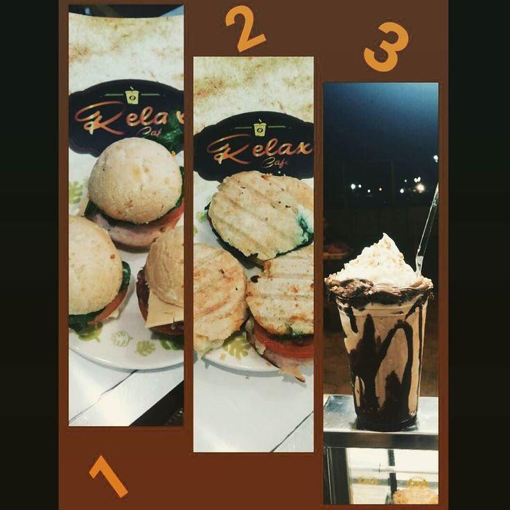 Bom dia seus lindos!!! 1 que vira 2 e junto com o 3 fica mais que perfeito!!!  Relax Café: lugar de satisfazer seus desejos acompanhado de doses de gentileza e motivação diária!!! Estamos no Nômade Food Park hoje 20/10 à partir das 18h!  Vamos te esperar!!! #vemserrelax  #foodpark  #foodtrailer  #campogrande  #matogrossodosul  #compredopequeno  #comidasobrerodas  #abraespaçoparaonovo  #nomadefoodpark  #cafecomaromadegentileza  #OutubroRosa #setoque #prevencaocomcafe by relaxcafetruck