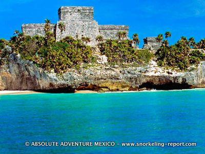All you need to know about snorkeling Tulum coral reef, Mexico: how to get there, where to snorkel, what to see. (...)