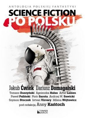 Okładka książki Science fiction po polsku