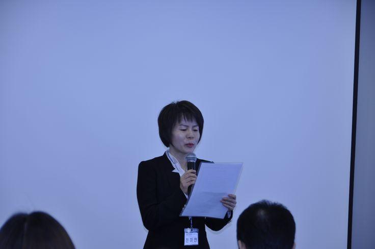주네스글로벌코리아 JEUNESSE SUCCESS SYSTEM 밧데리연수  (Basic Advisor Training)2기. <시낭송>테마중인 전미연원장.20140329 10:00~18:00 장소는 논현동 주네스교육장.