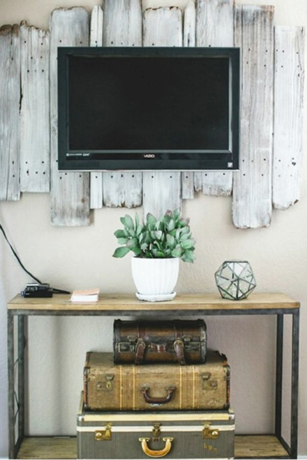 Easy Diy Rustic Home Decor Ideas On A Budget Decor Around Tv Living Room Decor Country Wall Decor Bedroom