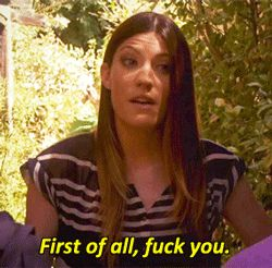 debra morgan - First of all