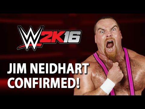 WWE 2K16: Jim Neidhart Confirmed, Hart Foundation Included?