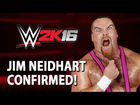 WWE 2K16: Jim Neidhart Confirmed, Hart Foundation Included?