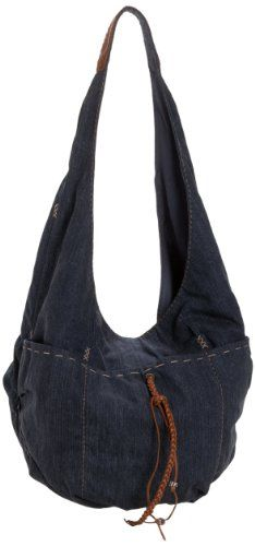 $65.99-$99.00 Lucky Brand Women's HKRU1129 Hobo,Washed Denim,One Size -  http://www.amazon.com/dp/B0055C3OM4/?tag=pin0ce-20