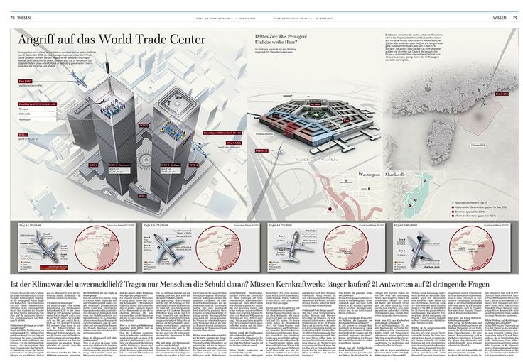 0471 Welt am Sonntag – World Trade Center